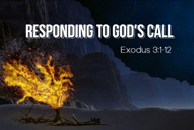 Moses and Burning Bush
